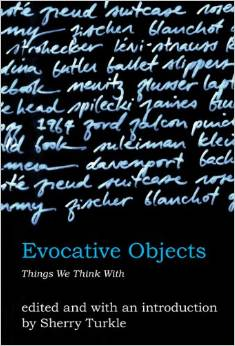 Evocative Objects – Book Review by Kate Murdoch