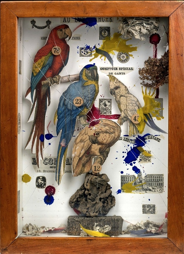 Joseph Cornell at the Royal Academy reviewed by Laura Cumming