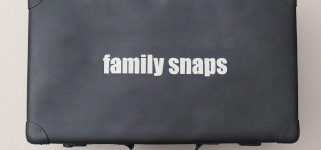 Artist Interviews - Family Snaps! - Linda Hubbard